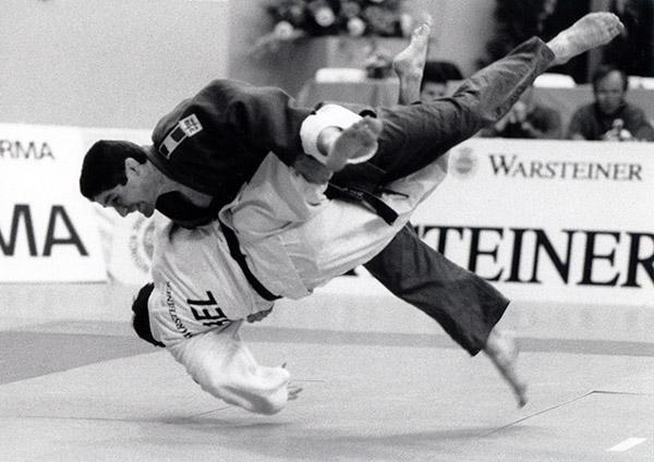 Championnant d'Europe de Judo 1992