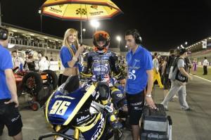 Louis ROSSI 15è déjà dans les points après 3 course en MOTO 2 (600cc)