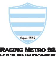 ecusson metro racing