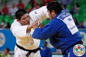 mongolie mondes juniors +100