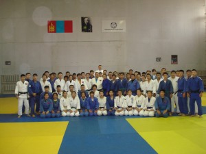 photo judo groupe