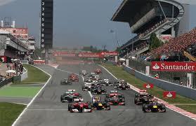 Barcelone F1