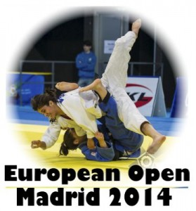 logo european open Madrid 2014