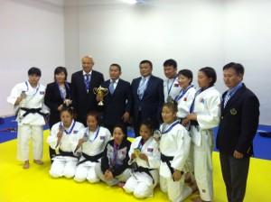 mongolie equipe feminine
