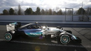 hamilton tests barcelone