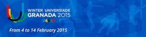 logo universiades d'hiver 2015