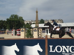 Longines Eiffel Paris tour