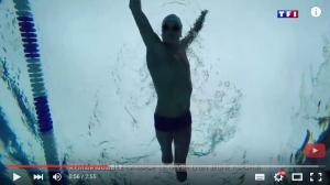 photo vidéo théo curin nageur amputé