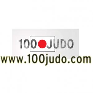 100%judo logo
