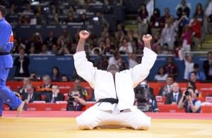 JUDO - JO 2012 - 2012 riner (teddy) - (fra) - *** Local Caption ***