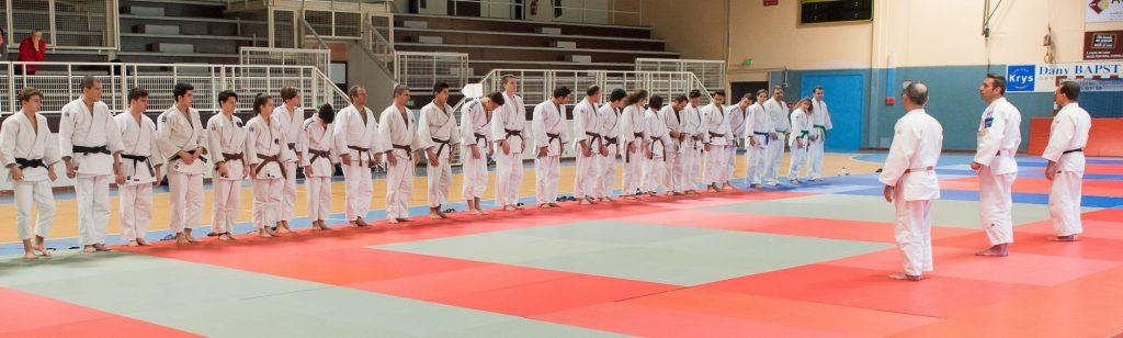 photo comité départemental de judo de l'Isère